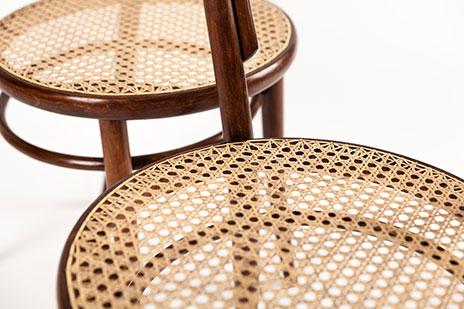 Služby - Vyplétání starožitného nábytku přírodním rákosem