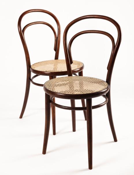 Handcanned Thonet chairs