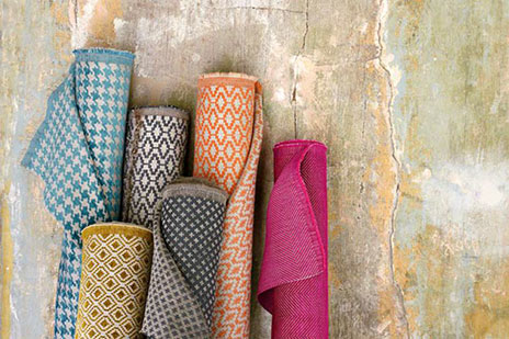 Services - Offer of luxurious upholstery fabrics